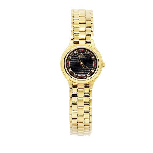 CAMPUS Classic Roman black/gold