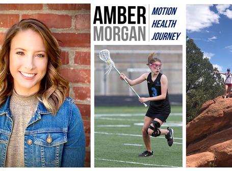 A Motion Health Journey: Amber Morgan