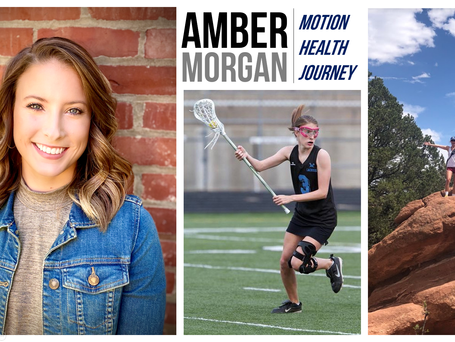 A Motion Health Journey: Amber Morgan