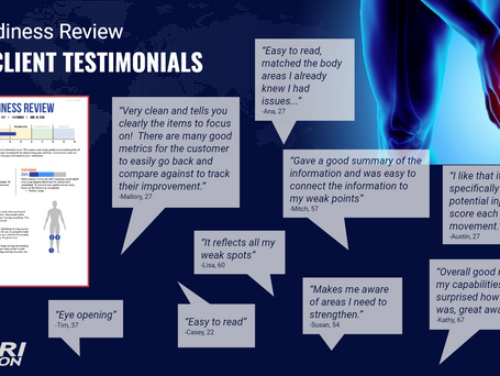 Hear what clients have to say about their Readiness Review Report from their DARI session!