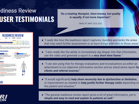 Read what clinical providers are saying about the DARI READINESS Data Model