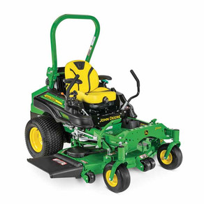 JOHN Deere has unveiled its latest diesel mower, which it says was developed from customer feedback.