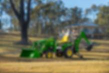 1025R H120 Loader and Backhoe_1025R Load