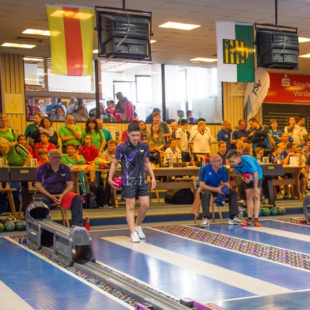 Einzelwettbewerb der U14