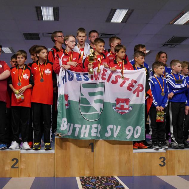 Mannschaftswettbewerb der U14