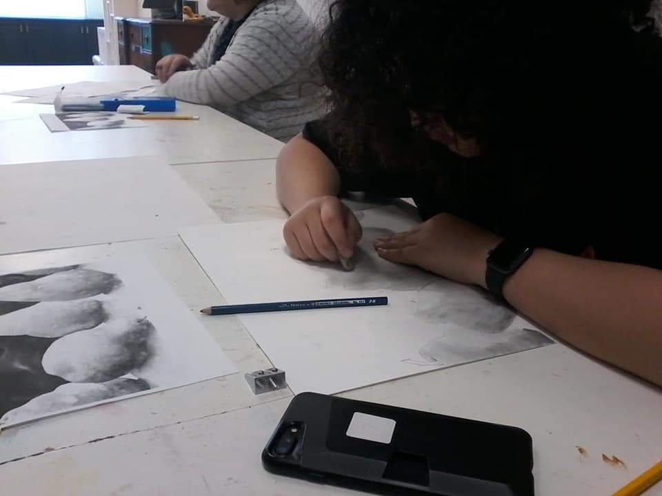 Junior Art Class