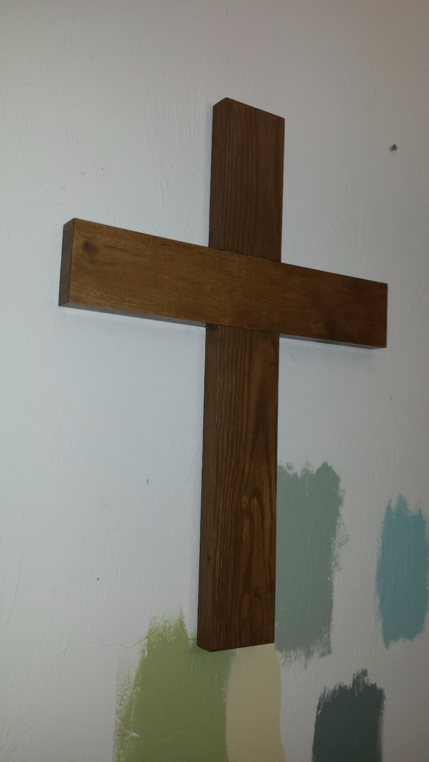 Floating Cross