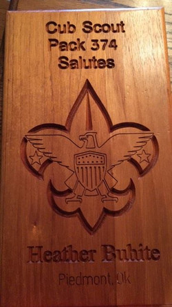 Scout Award