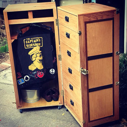 Traveling Armoire