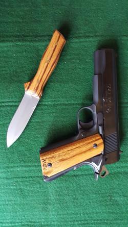 Gun and Knife Handles