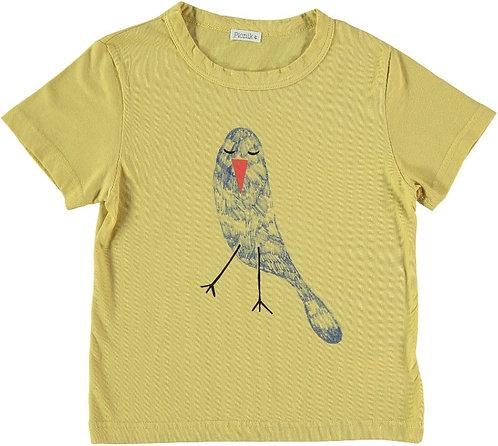 T-shirt Joan Blue Bird