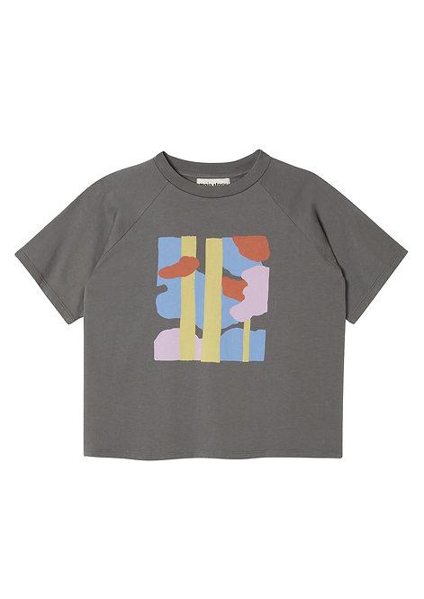 Raglan Oversized Shirt