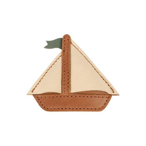 Como Hairclip - Boat