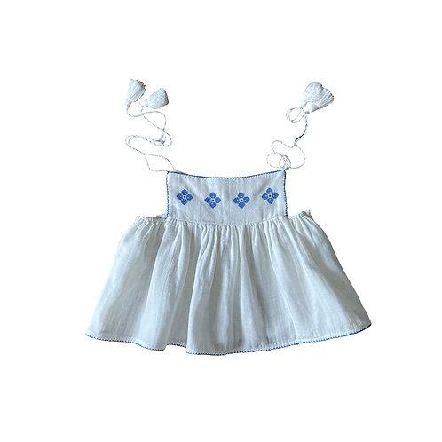 Folk Top &  Skirt