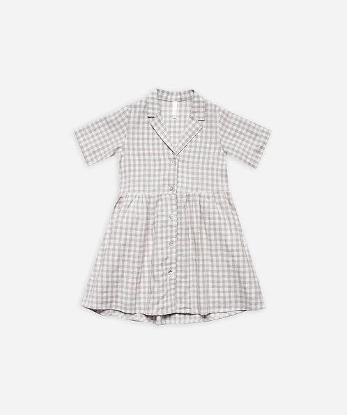 Gingham Jeanette Dress