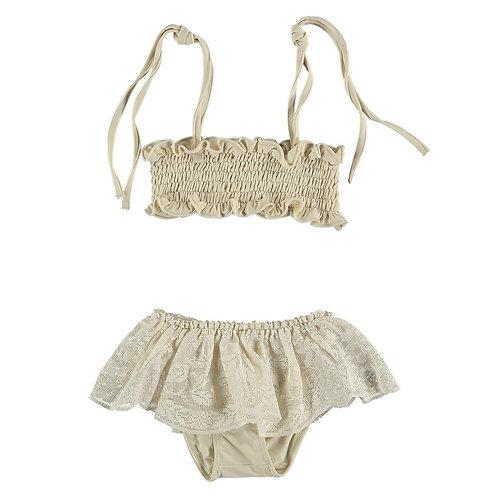 Bobbin Lace Bikini Set
