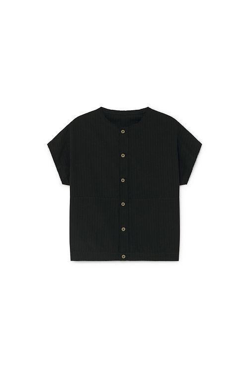 Crushed Cotton Shirt