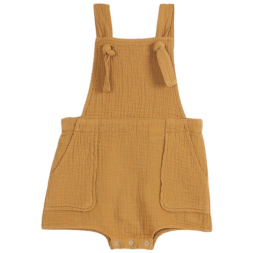Carmel Baby Dungarees