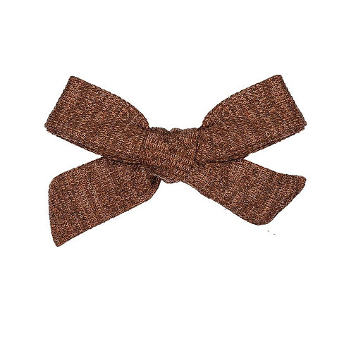 Sweater Bow Clip