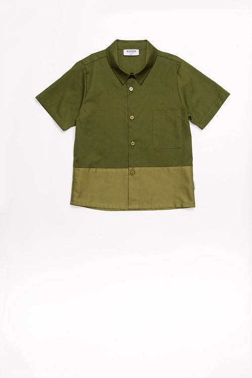 Cordoba Shirt Green Duotone