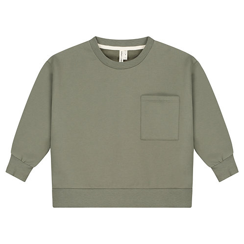 Set Of Boxy Sweater & Slim Fit Trousers