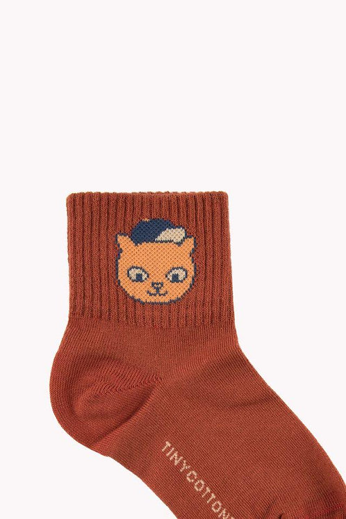 Cat Medium Socks