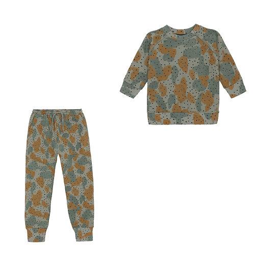 Chaz Sweatshirt & Jules Pants Set