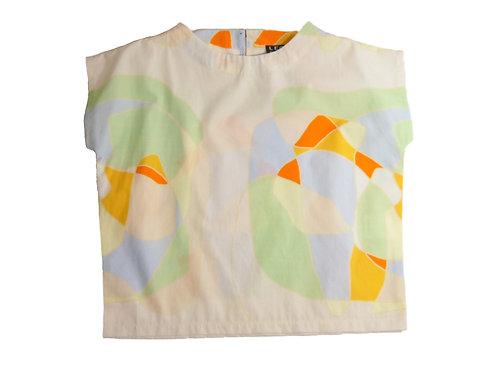 T-shirt Clem- Arlequin