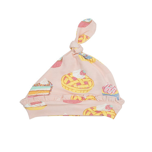 Sweetie Pies Knotted Hat