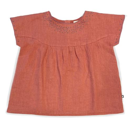 Cross Stitch Short Sleeve Dress
