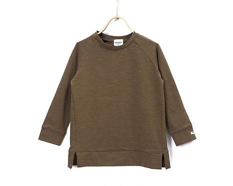 Stevi Shirt- Winter Moss