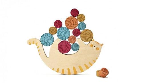 Meow Balancing Game
