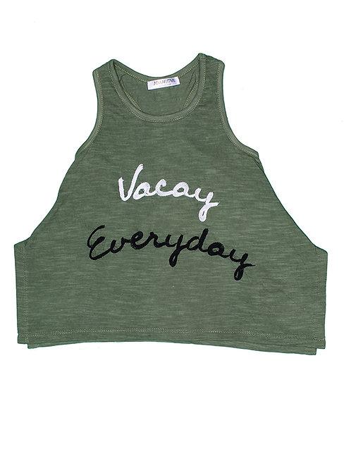 Zoya- Vacay Everyday Sleeveless Top