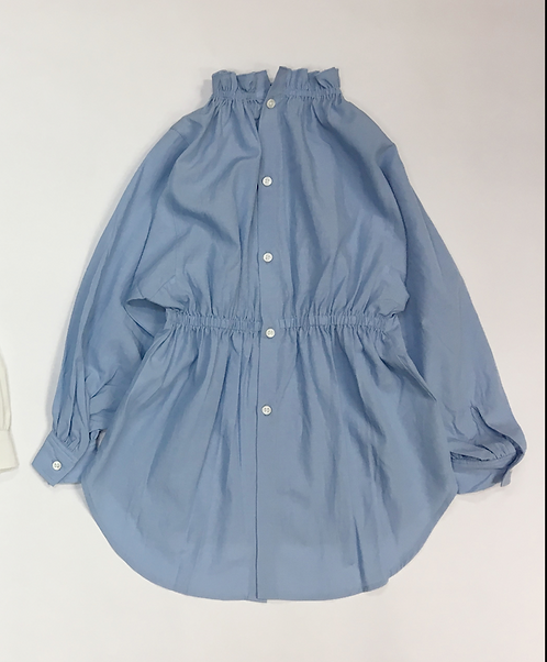 2-Way Frill Shirt