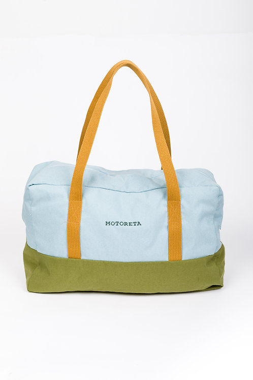 Bag Blue And Green
