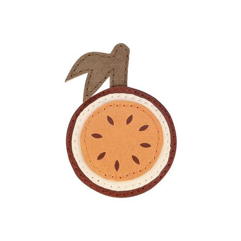 Nanoe Fruit Hairclip- Passio Fruit