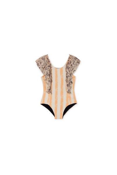 Soft Carrousel Ruffle Bathing Suit