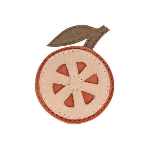 Nanoe Fruit Hairclip- Grapefruit