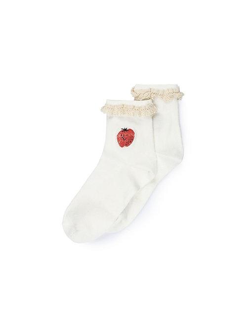 Strawberry Short Socks