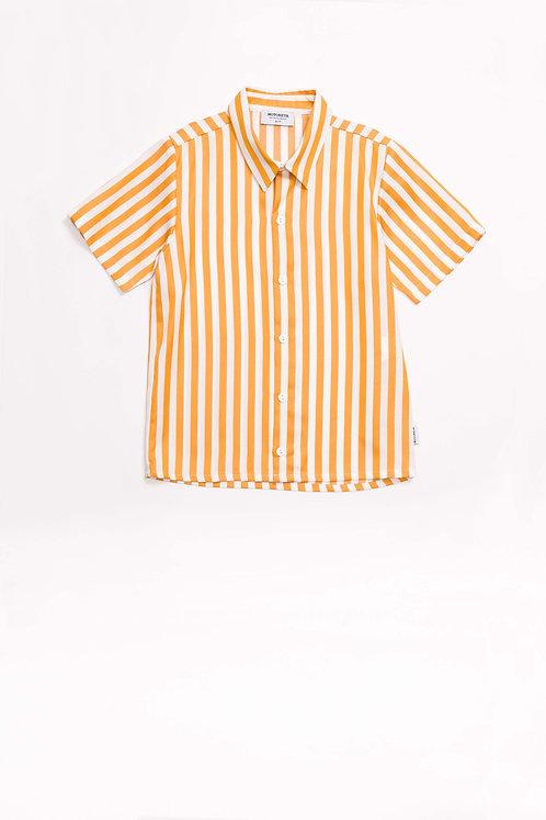 Cordoba Shirt White&Yellow