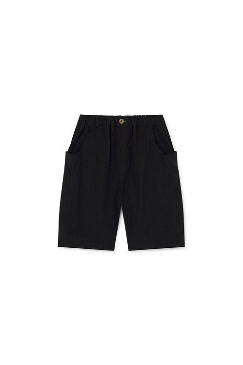 Crushed Cotton Shorts