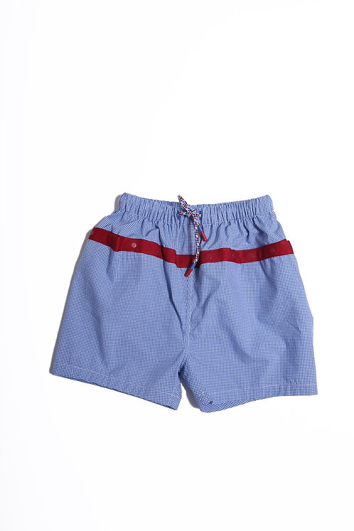 Multi Snap Cargo Shorts - Cobalt