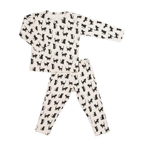 Pyjama 2 Pieces- Cats