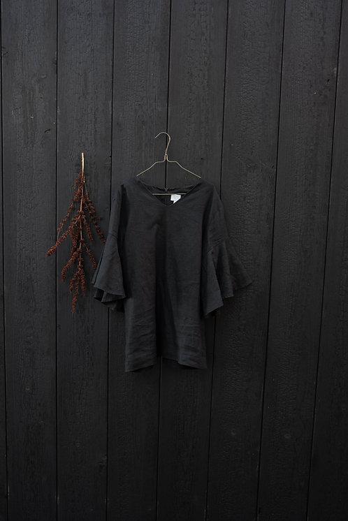 Frida Blouse- Black