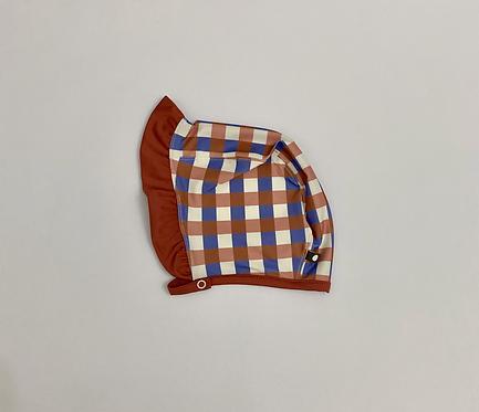 Ruffle Swim Cap