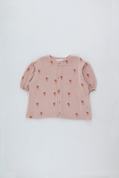 Ice Cream Cup Puff Shirt
