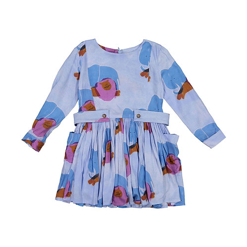 May Elephant Carolina Dress