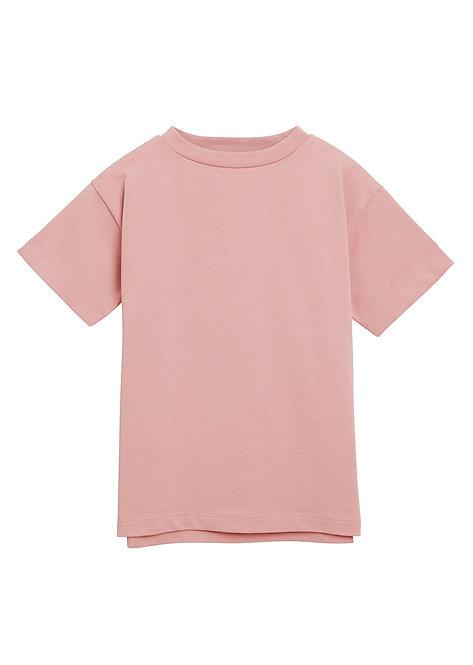 Uni Tee - Powder Pink