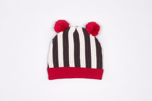 Puppy Knitted Hat