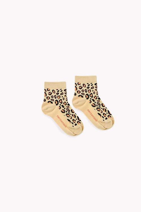 Animal Pattern Quarter Socks